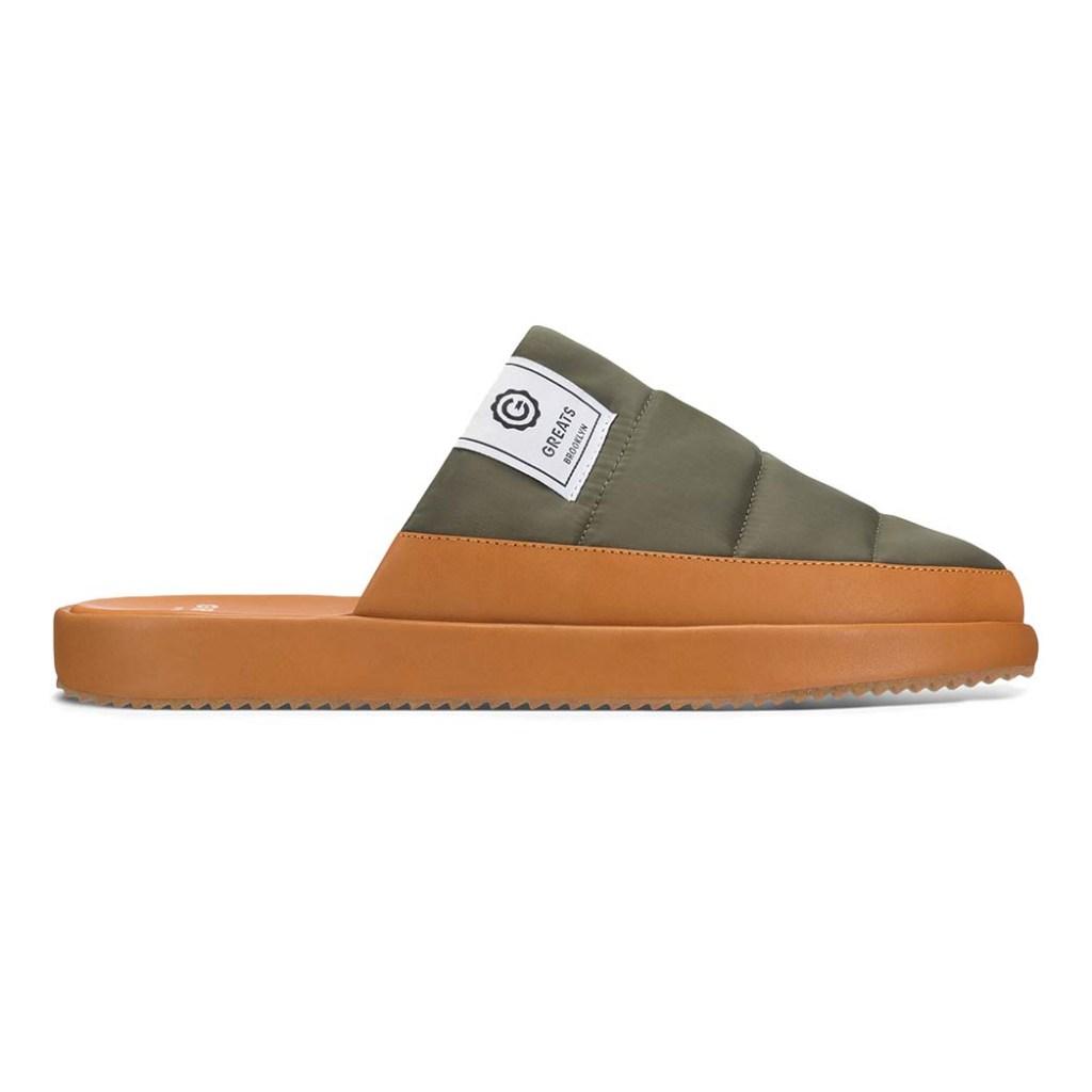 Greats' The Foster slipper; $99, greats.com