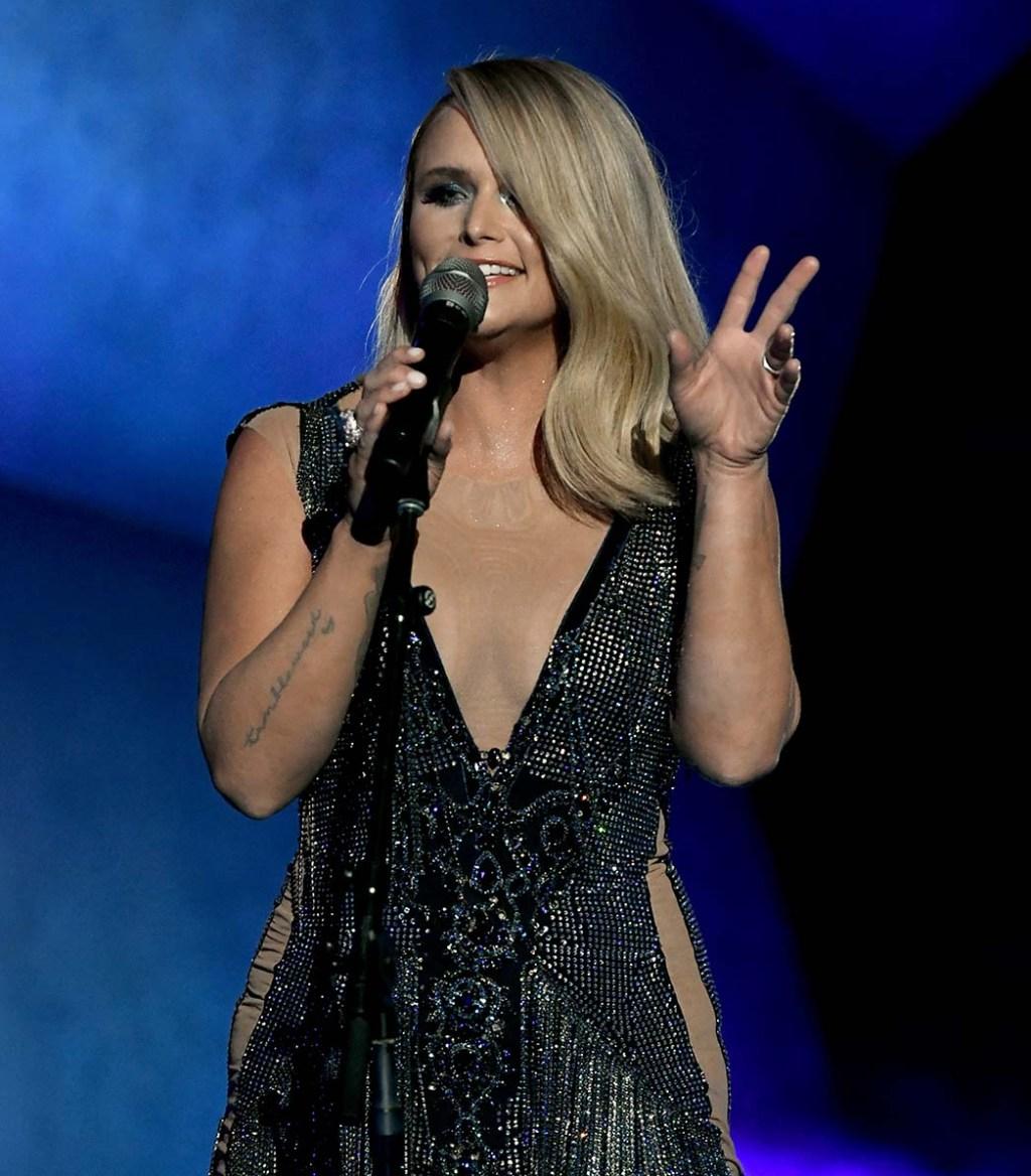 Miranda Lambert performs onstage - 63rd Annual GRAMMY Awards