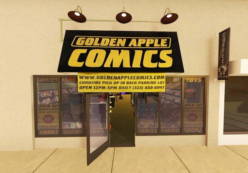 Golden Apple Productions