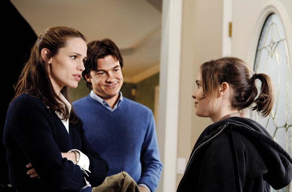 JUNO, Jennifer Garner, Jason Bateman, Ellen Page, 2007