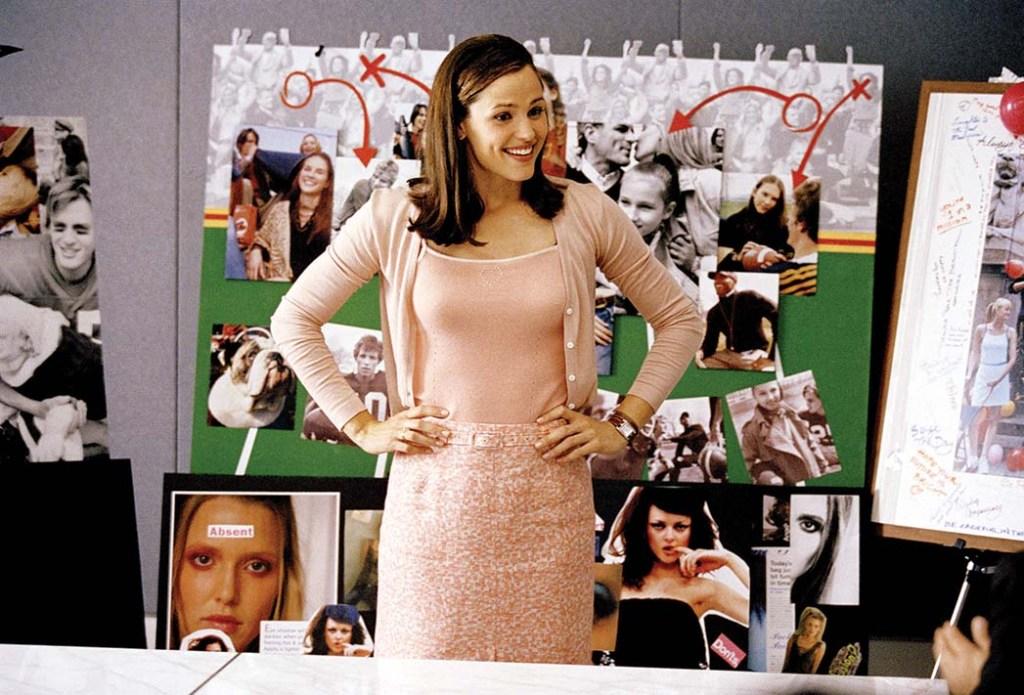 13 GOING ON 30, Jennifer Garner, 2004