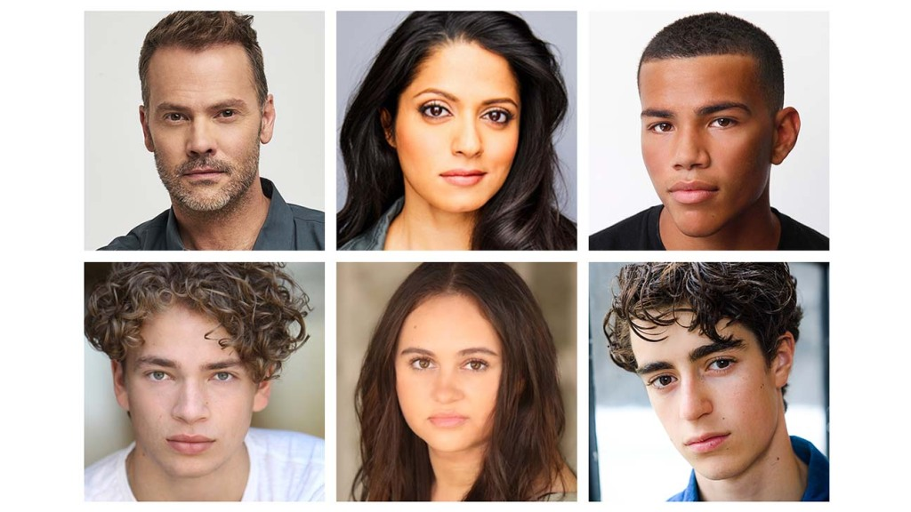 Cast Announcement for Naomi, The CW