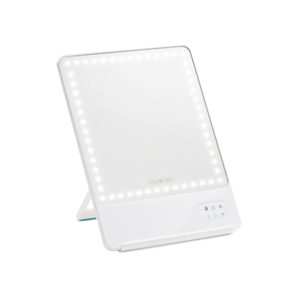 Riki Loves Riki Skinny 10X Lighted Mirror