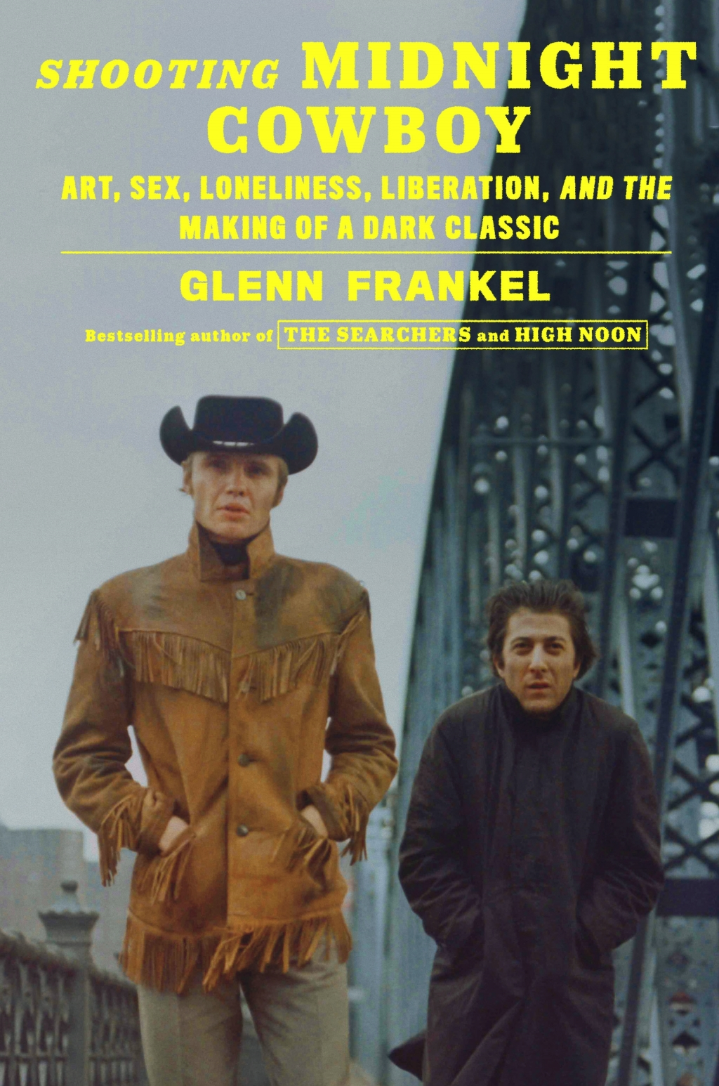 'Shooting Midnight Cowboy' by Glenn Frankel book cover