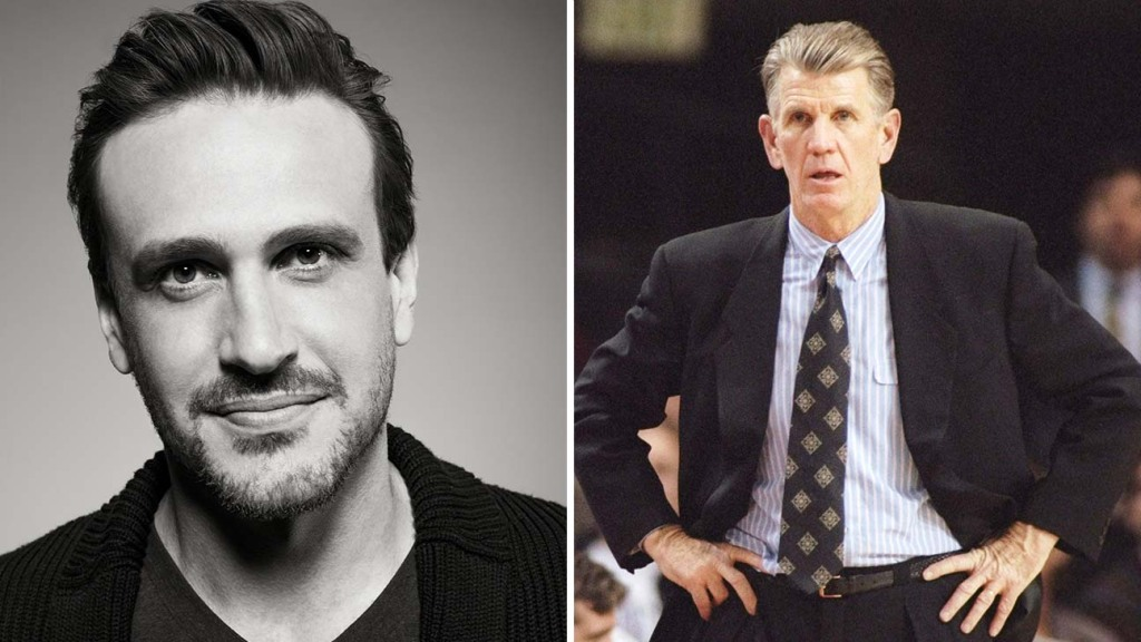 THE UNTITLED LAKERS PROJECT Casting Announcement - Jason Segel and Paul Westhead