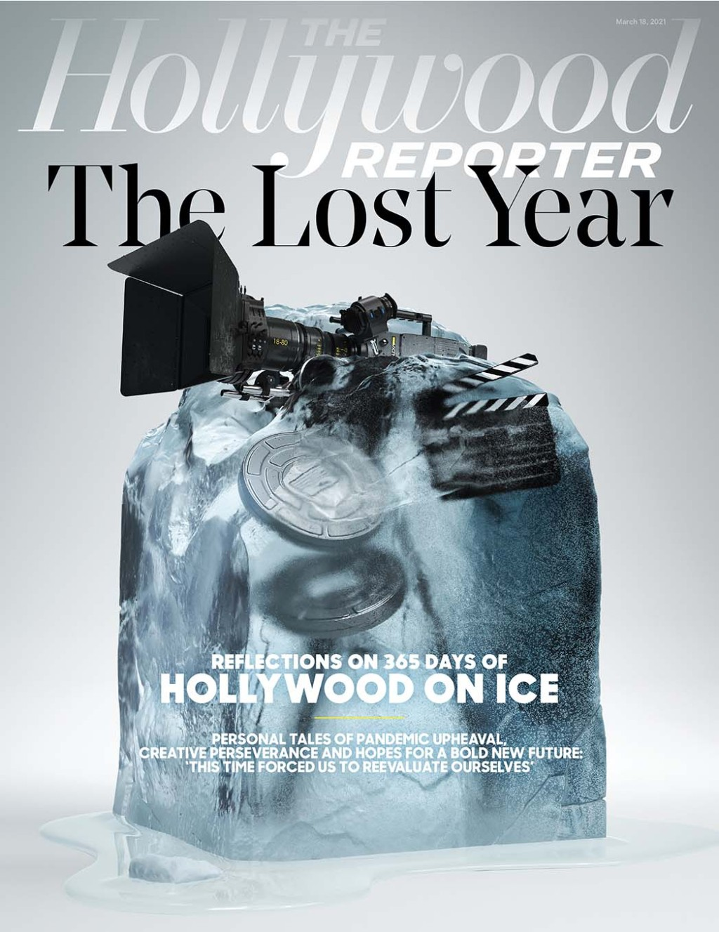 The Hollywood Reporter Cover 11