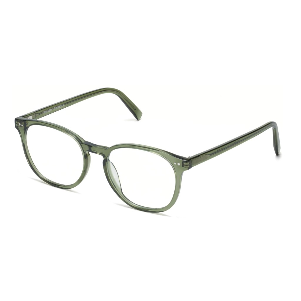 Warby Parker Carlton Blue Light Glasses