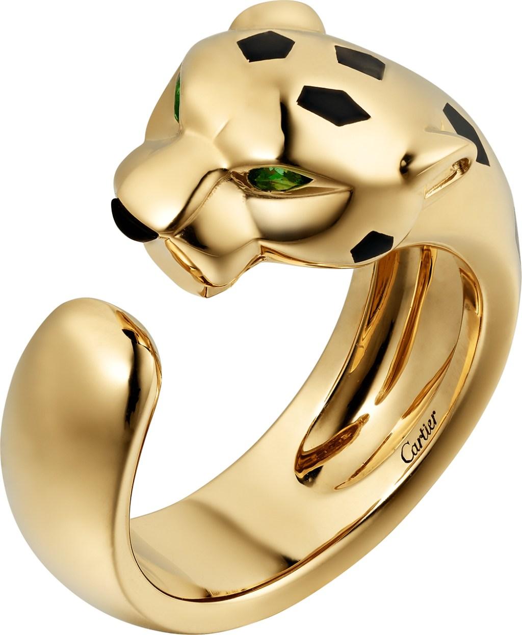 Cartier Jaguar Ring