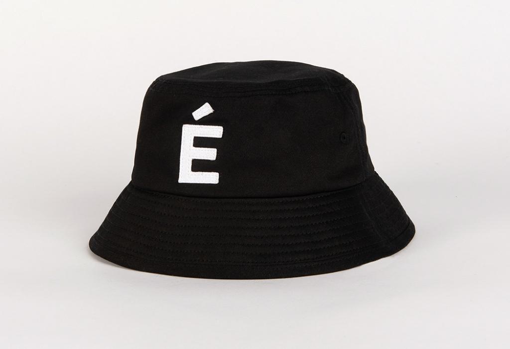 Etude's Training Patch bucket hat