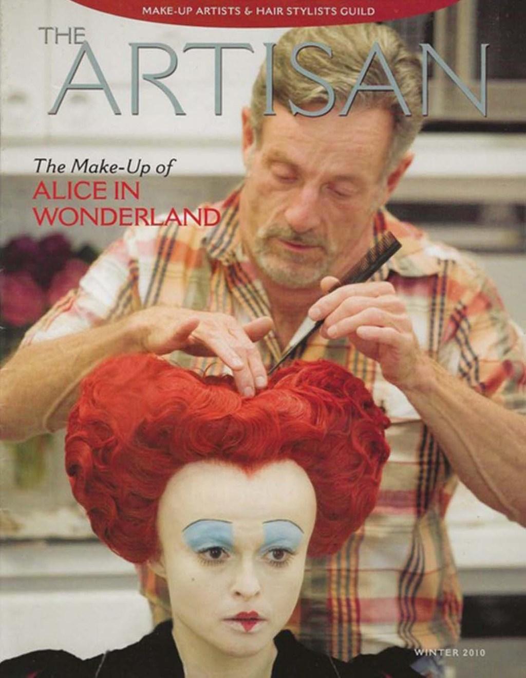 Artisan Cover