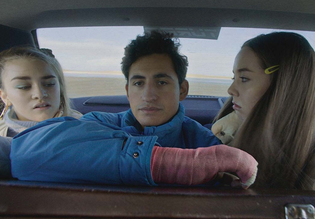 Amir El-Masry finds himself in a tight spot on a Scottish island in the Focus film Limbo.