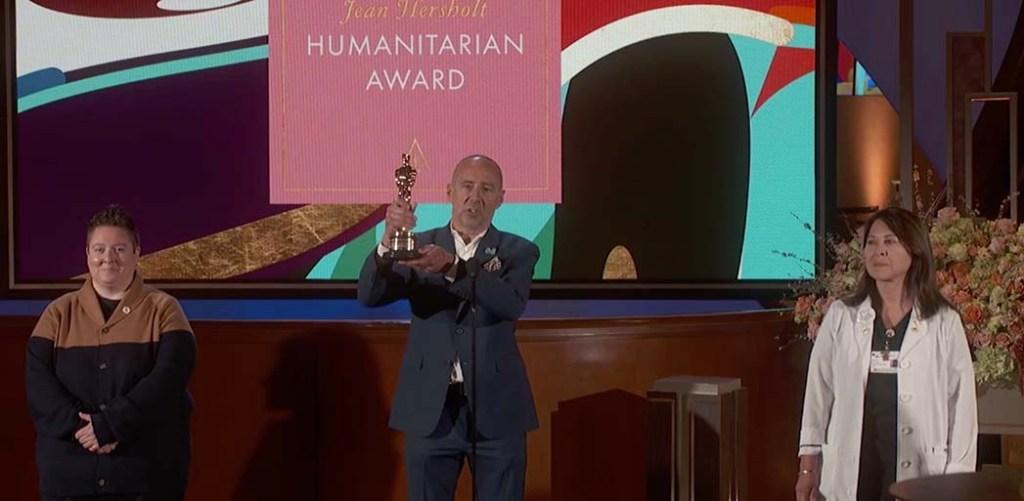 THE OSCARS - The 93rd Oscars - BOB BEITCHER