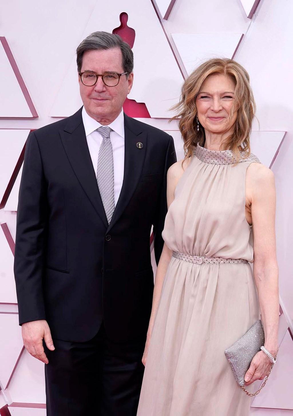 David Rubin and Dawn Hudson