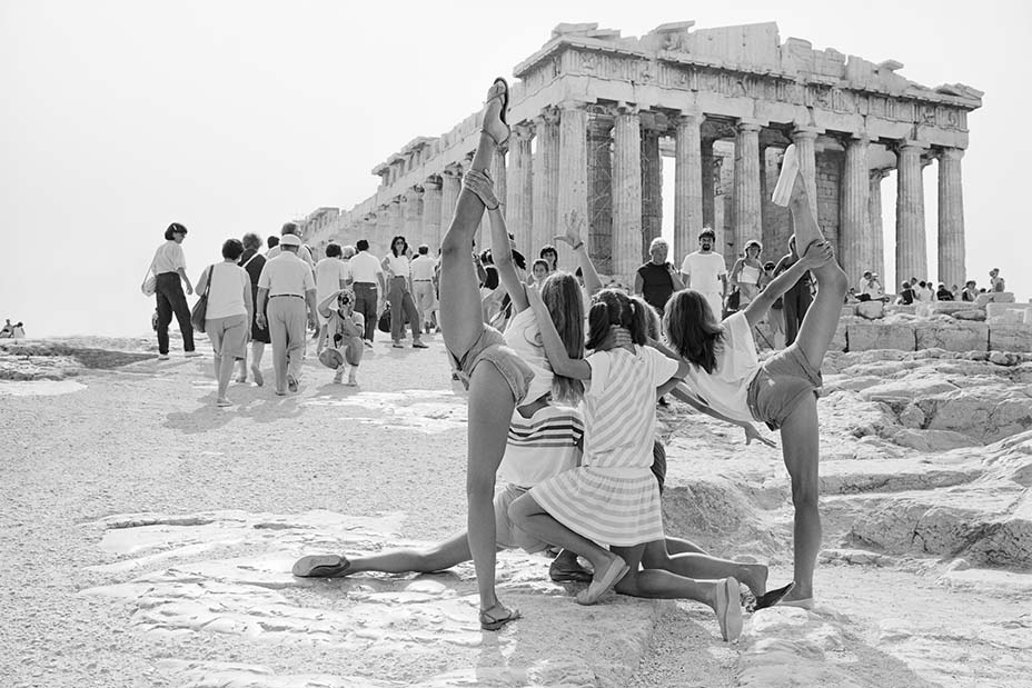 Tod Papageorges Acropolis