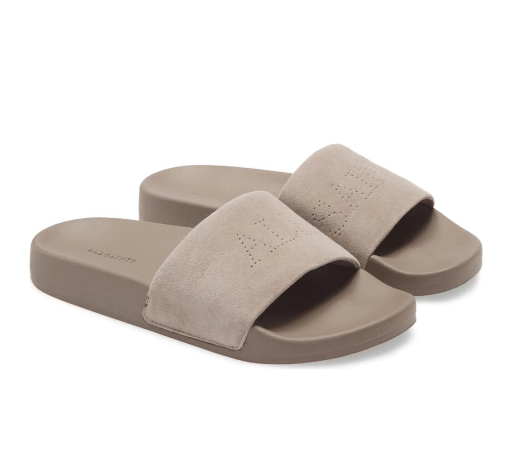 AllSaints Karli Slide Sandals