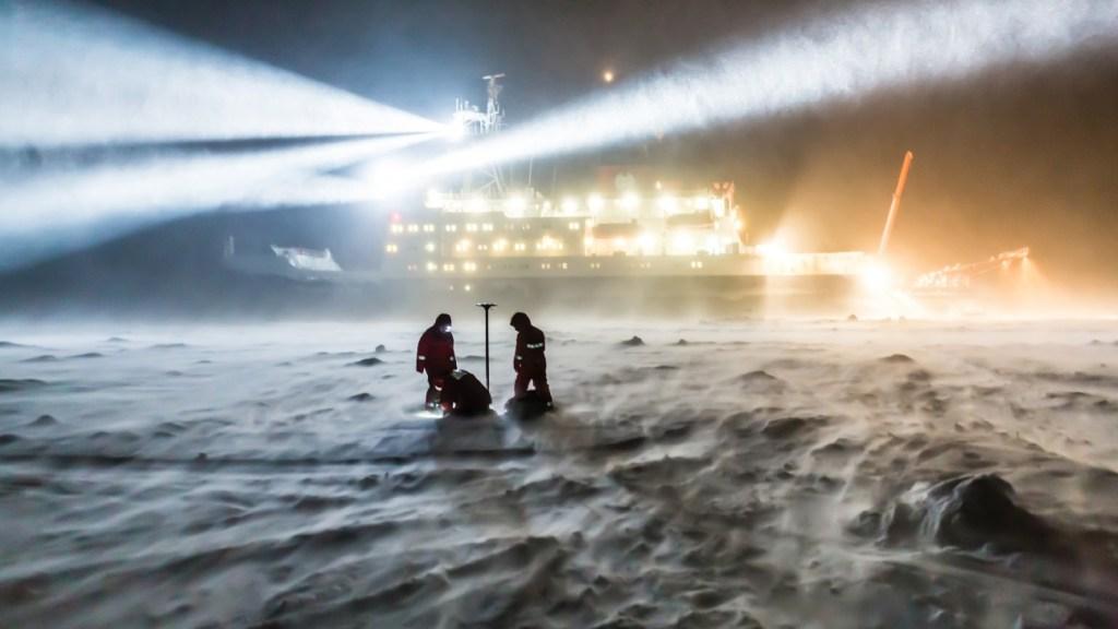 'Arctic Drift'