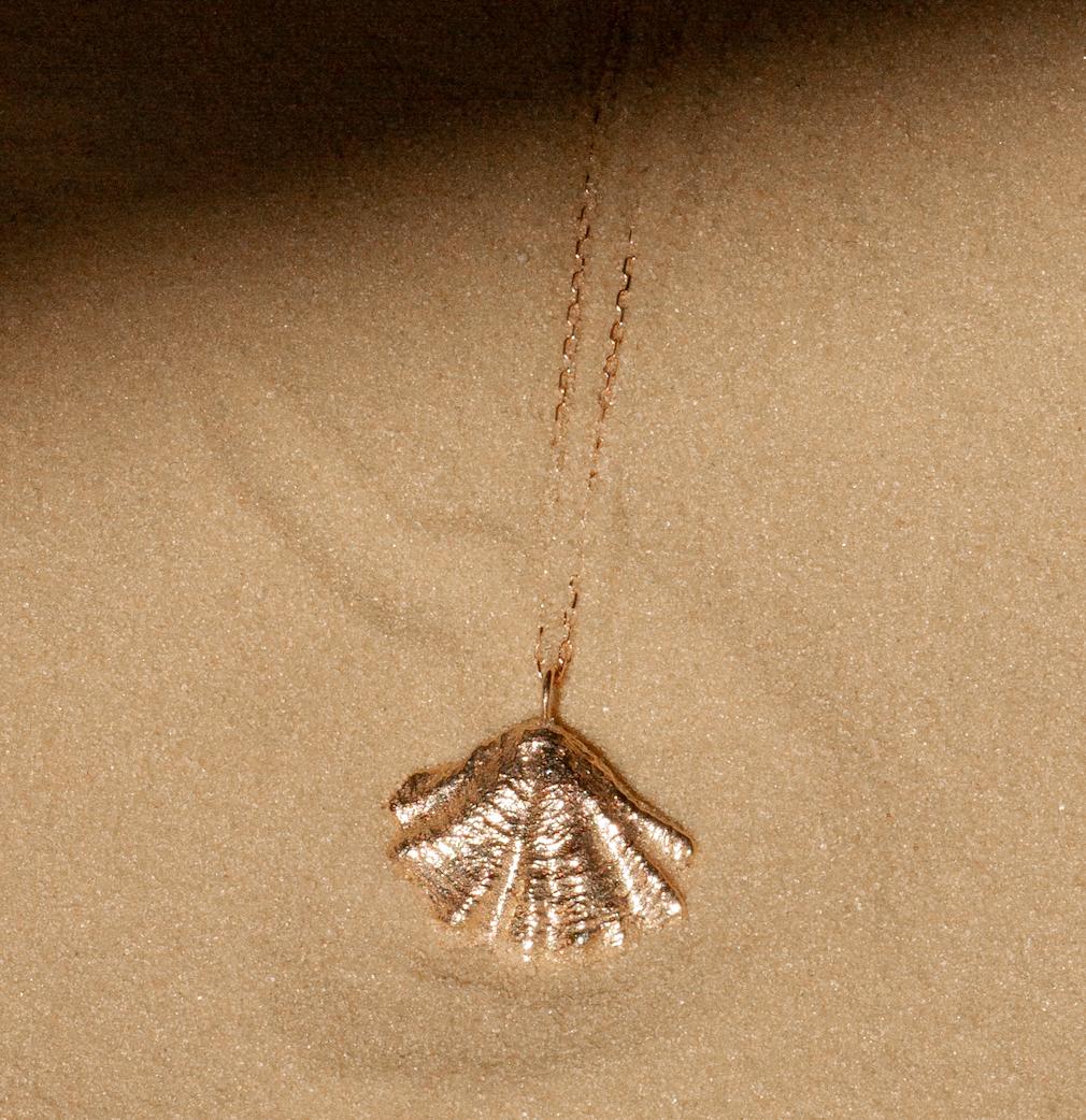 Aurate - Venus Gold Necklace