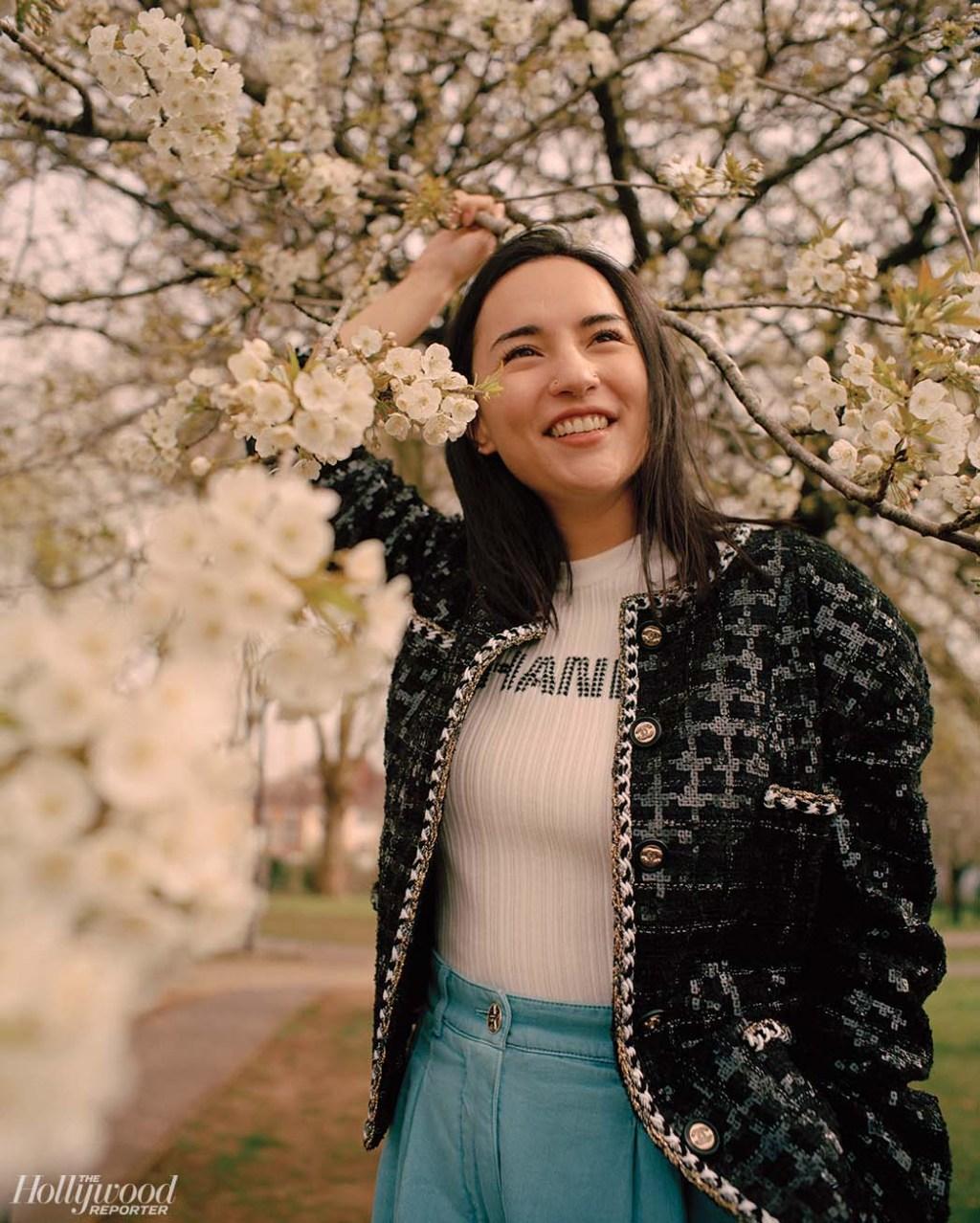 Jessie Mei Li Photographed by Charlotte Hadden