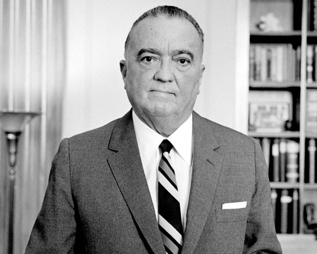 """According to Day, the racism, sexism and homophobia of J. Edgar Hoover led to prejudice in FBI procedures: """"Everything was flawed about the procuring of information, of intel,"""" she says."""