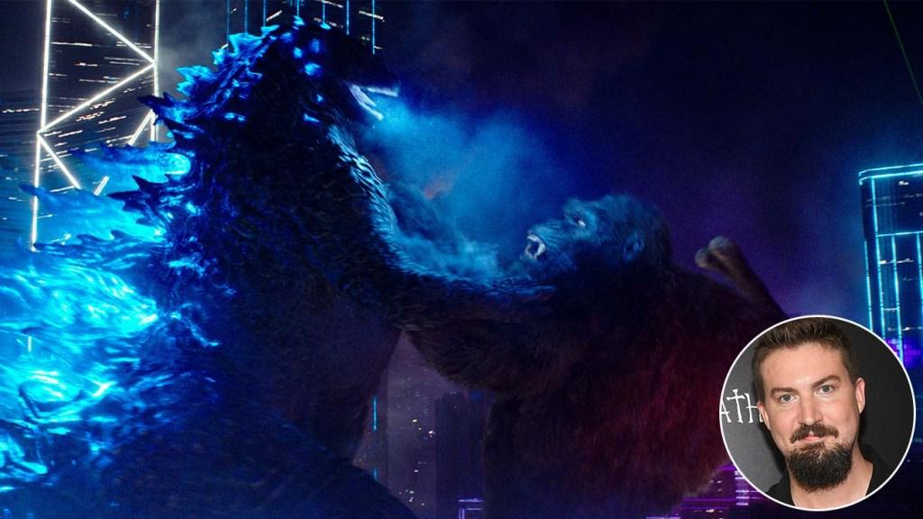 Godzilla vs Kong inset Adam Wingard