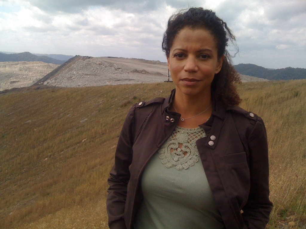 Gloria Reuben - Waterkeeper Alliance
