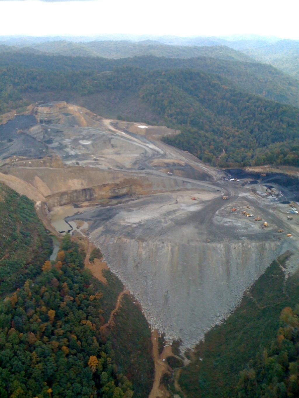 Mountaintop Removal Mining - Waterkeeper Alliance