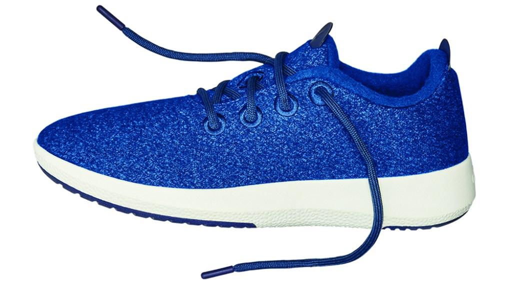 Allbirds - Mizzle women's wool runner is carbon-neutral with an eco-certified water-repellent coating. LanaCondor has worn Allbirds; $115, allbirds.com
