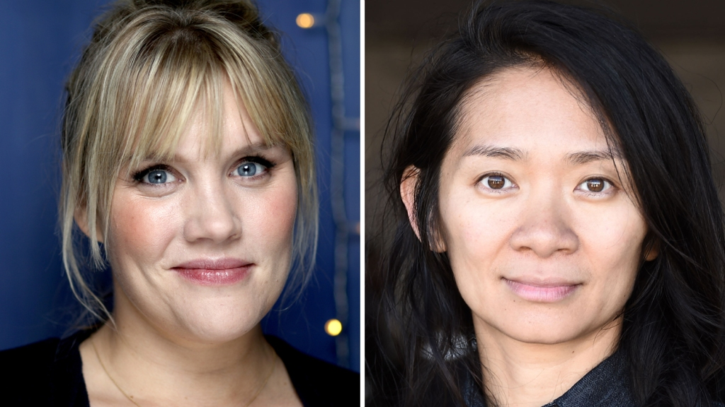 Emerald Fennell and Chloé Zhao