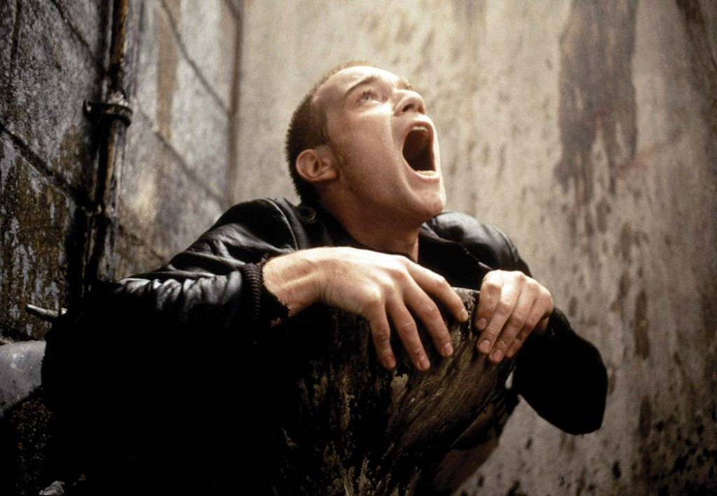 TRAINSPOTTING, Ewan McGregor