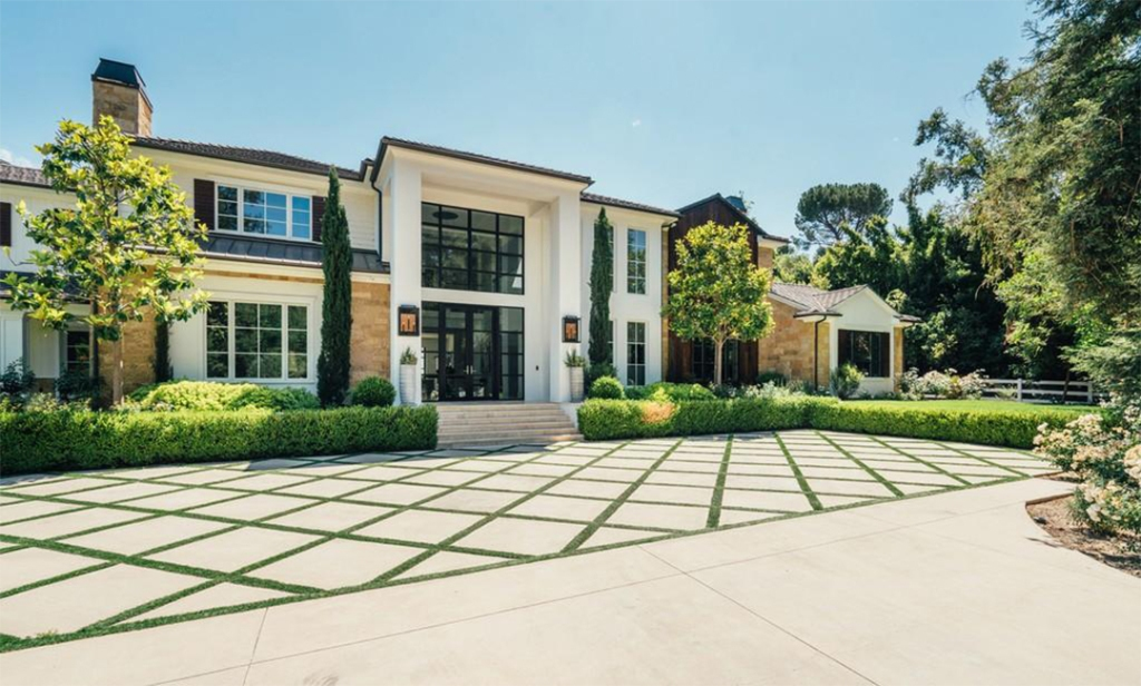 Madonna's new L.A. house