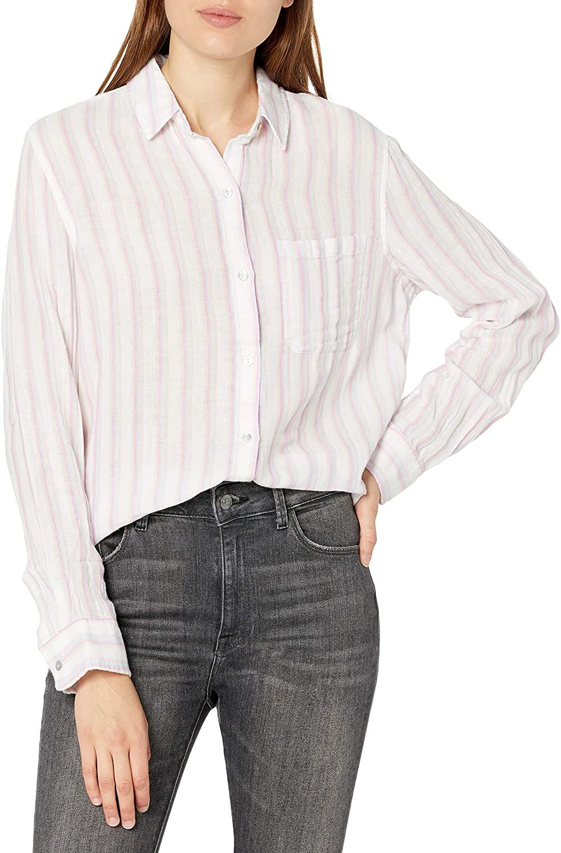 Rails Ellis button-down shirt