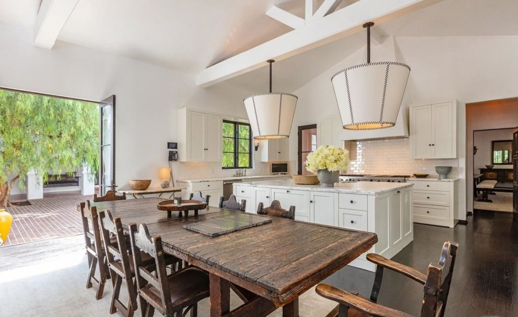 Ryan Murphy - Real Estate - House - Beverly Hills