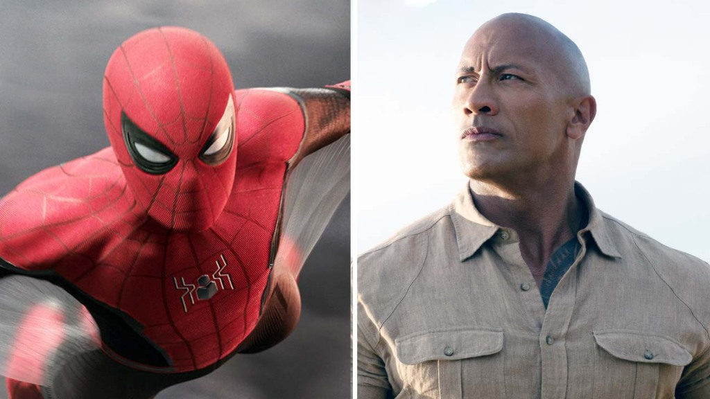 'Spider-Man: Far From Home' and 'Jumanji: The Next Level'