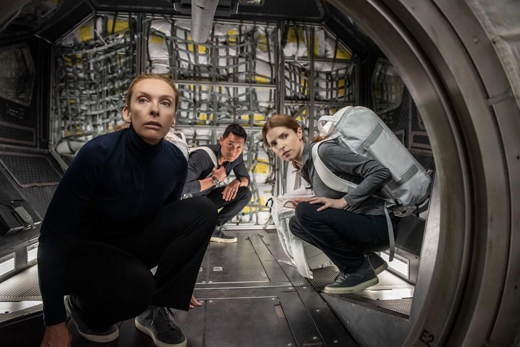Stowaway Film - Netflix