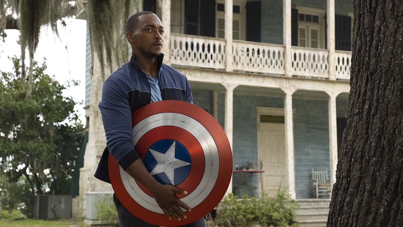Anthony Mackie to Star in Captain America 4' for Disney, Marvel – The  Hollywood Reporter