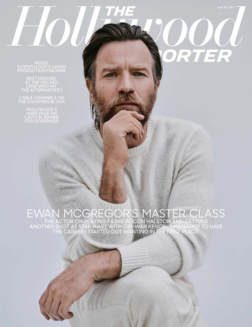 The Hollywood Reporter Photographed by Harper Smith