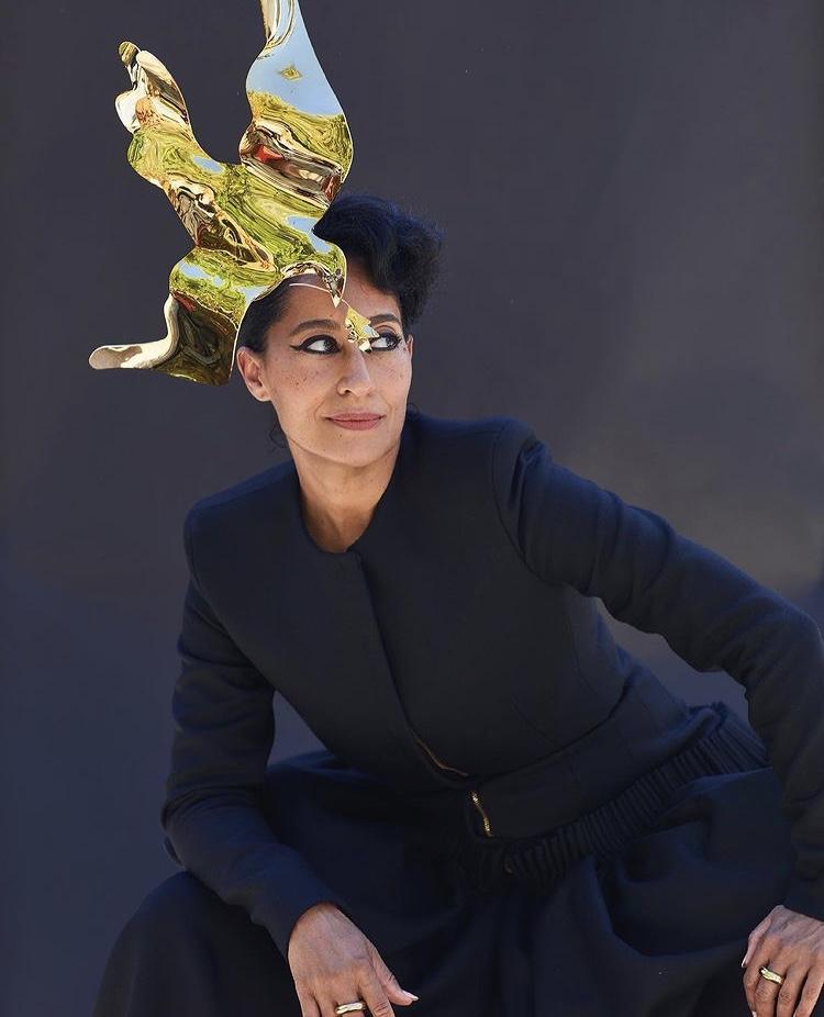 Tracee Ellis Ross -- Schiaparelli - NAACP Image Awards