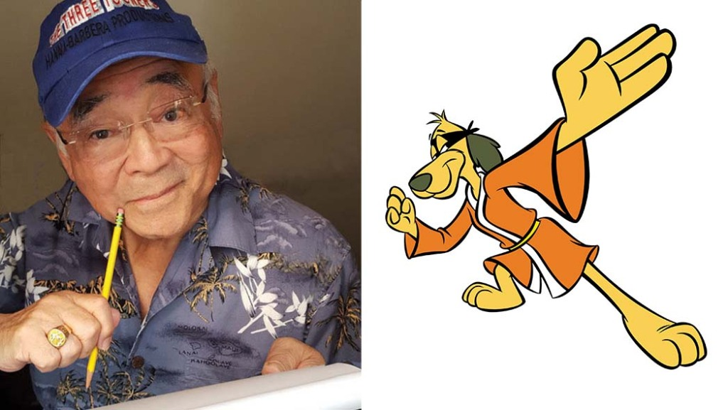 Groundbreakers in Animation- Willie Ito -Hanna-Barbera's Hong Kong Phooey