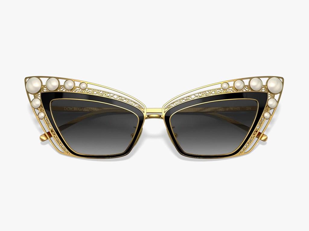 Dolce & Gabbana Cat Eye Sunglasses