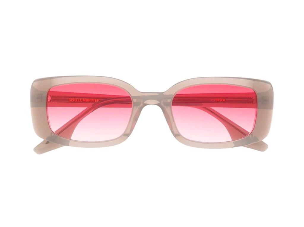 Gentle Monster Square Frame Sunglasses