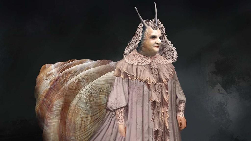 The Grandmotherly Snail