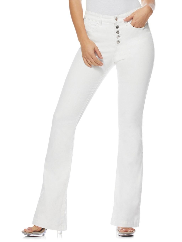 Sofia Jeans by Sofia Vergara Melisa High Waist Flared Jeans