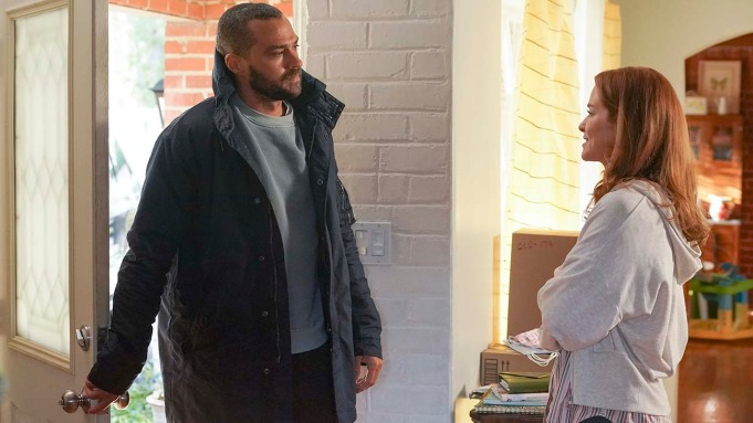 Grey's Anatomy' Shocker: Jesse Williams to Exit – The Hollywood Reporter