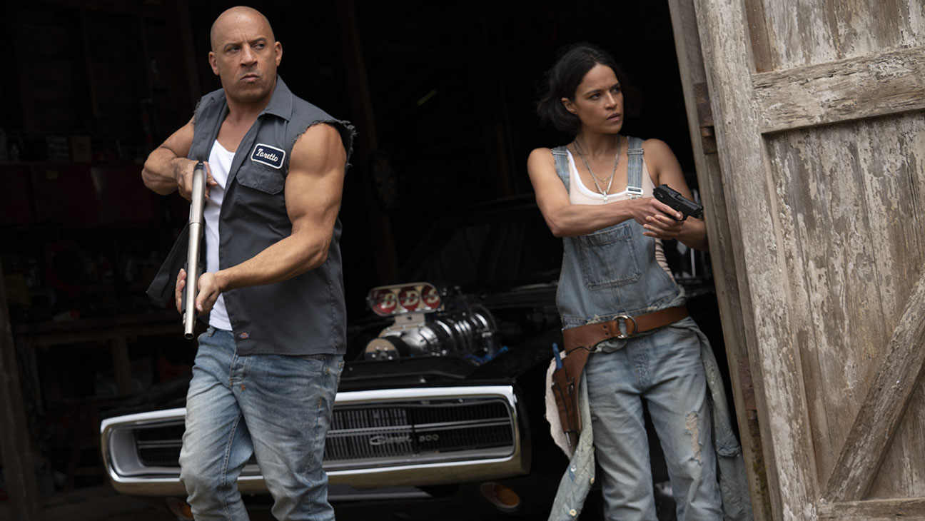 F9' Box Office: Fast & Furious Pic Sets Pandemic-Era Record Opening – The  Hollywood Reporter