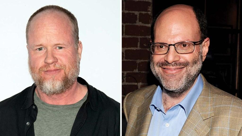 Joss Whedon and Scott Rudin