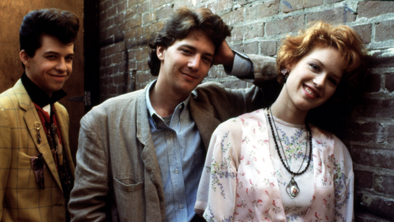 Andrew McCarthy Knew 'Pretty in Pink's' Original Ending Was Bad – The  Hollywood Reporter