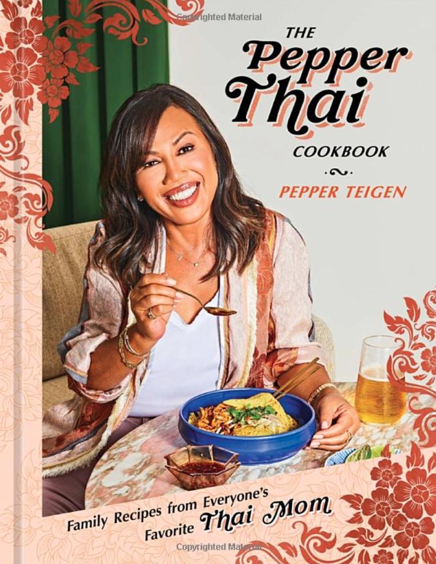 Pepper Thai Cookbook