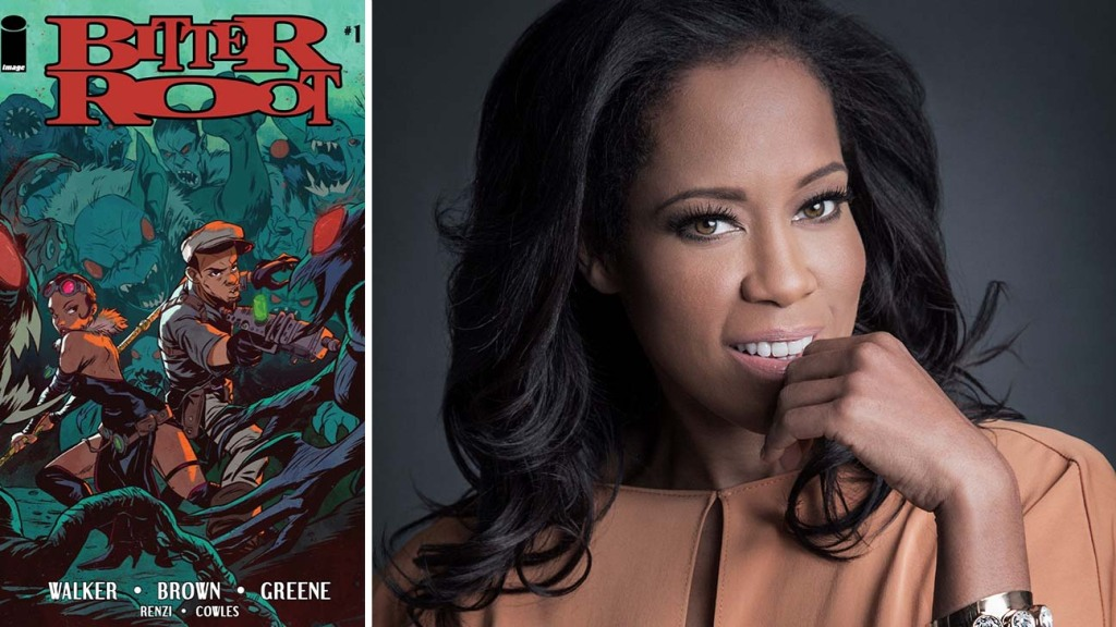 Regina King to direct and produce BITTER ROOT Announcement