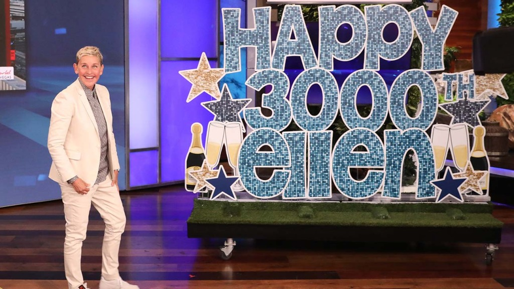 """Ellen DeGeneres to End Talk Show: """"I Need Something New to Challenge Me"""" (Exclusive) - Hollywood Reporter"""