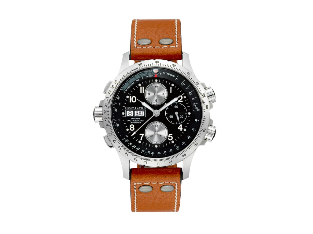 Khaki Hamilton Uhr